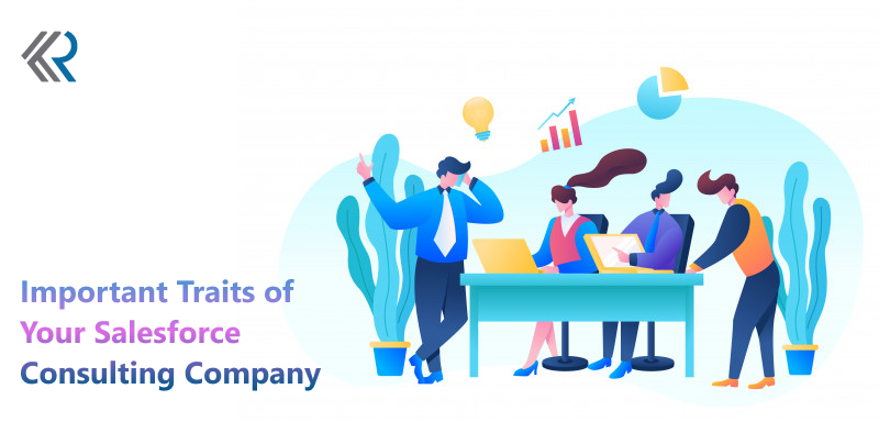 Find out the Important Traits of Your Salesforce Consulting Company
