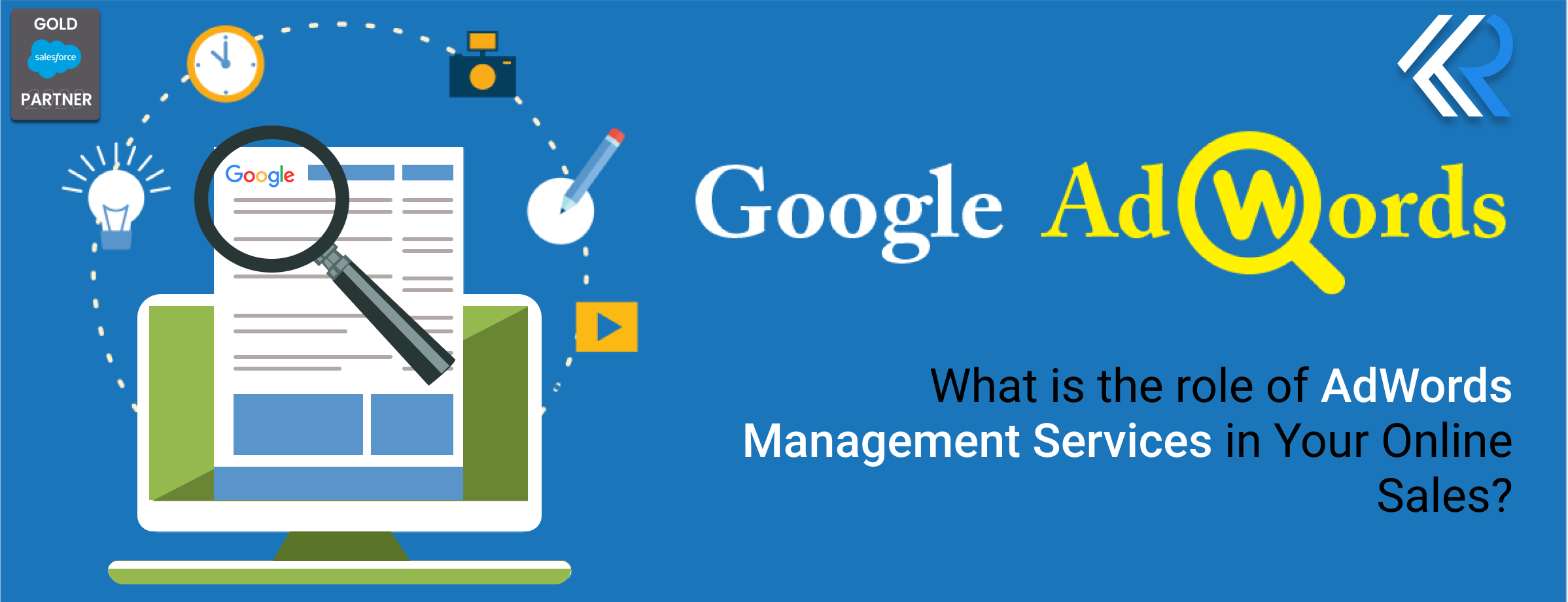 Role of Adwords management in your Sale -Kloudrac