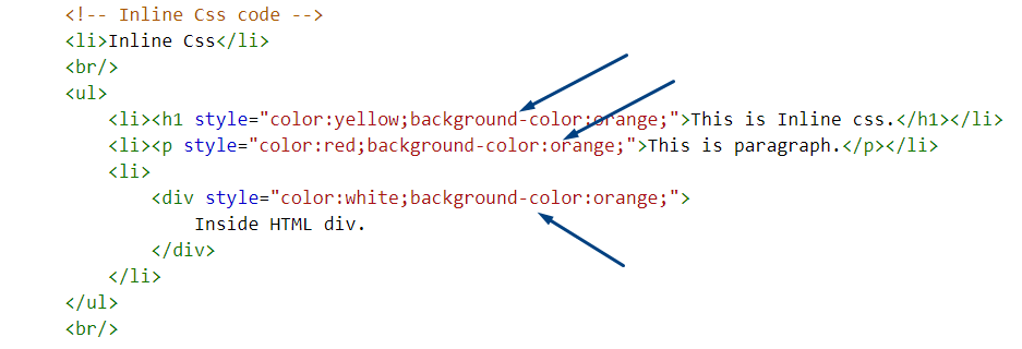 Styling in lightning component through css - Kloudrac ...