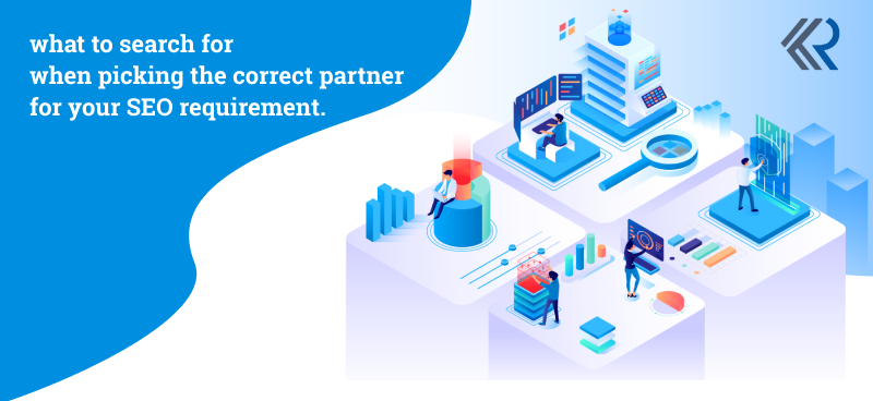 Correct Partner for SEO Requirement