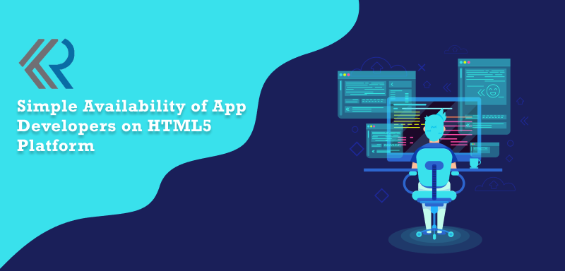 Simple Availability of App Developers on HTML5 Platform
