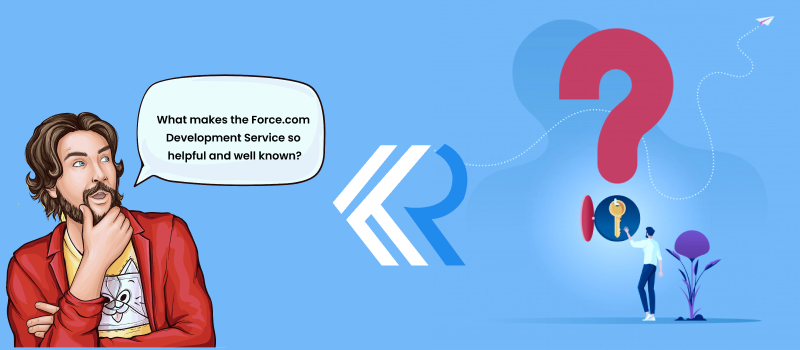 What makes the Force.com Development Service so helpful and well known